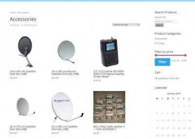 SatelliteIPTV-Accessories