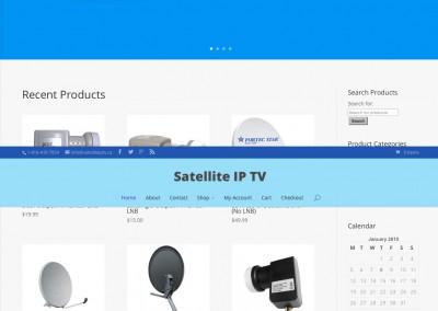 SatelliteIPTV-Home