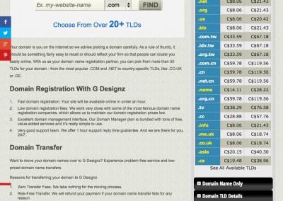 webhostingdady-Domain